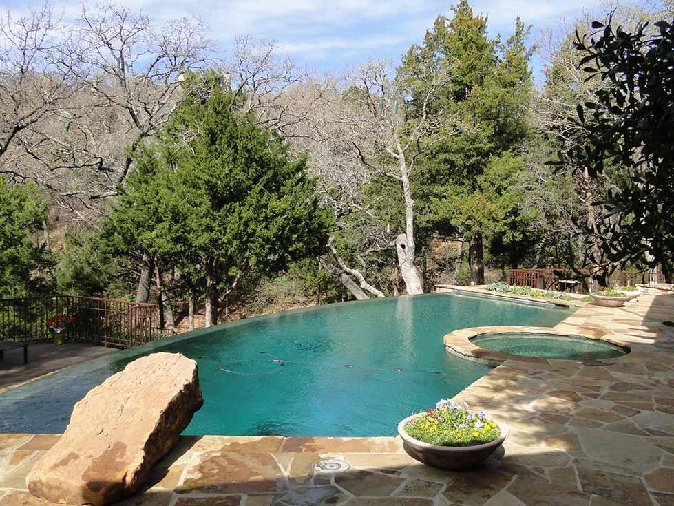 Nice pool renovation