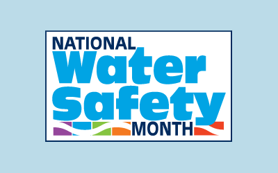 Swim Safely! It's Water Safety Month!